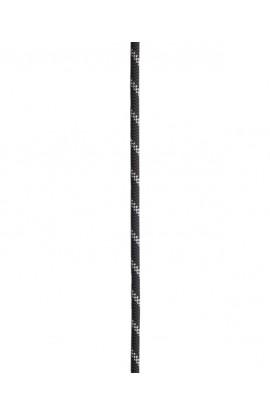 EDELRID 11MM PERFORMANCE STATIC BLACK - PER METRE