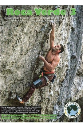 ROCA VERDE - SPORT CLIMBING IN NORTH WEST SPAIN (3RD EDITION)