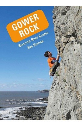 GOWER ROCK - SELECTED ROCK CLIMBS 2ND EDITION
