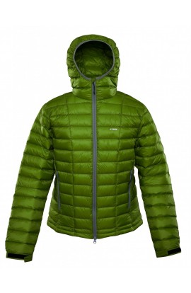 CRUX NEO JACKET - MOSS GREEN