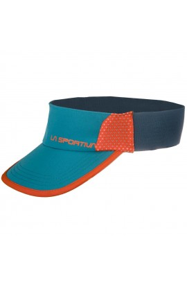 LA SPORTIVA REALITY VISOR - LAKE/TROPIC BLUE