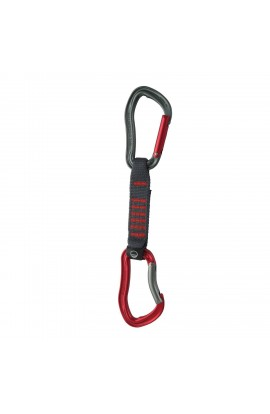 WILD COUNTRY ELECTRON QUICKDRAW - 12CM - RED