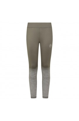 LA SPORTIVA PATCHA LEGGINGS - CLAY/HIBISCUS