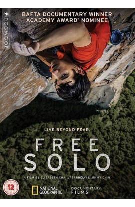 FREE SOLO DVD
