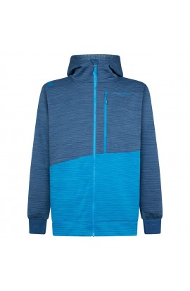LA SPORTIVA TRAINING DAY HOODY - OPAL/NEPTUNE