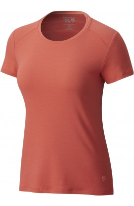 MOUNTAIN HARDWEAR COOLHIKER AC TEE WOMENS - CRAB LEGS