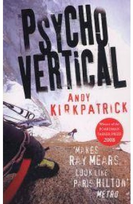 PSYCHOVERTICAL - ANDY KIRKPATRICK