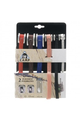 CAMP TRI-CAM SET - 6 PACK 0.25 -1.5