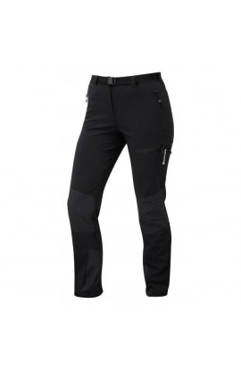 MONTANE TERRA MISSION PANT WOMENS - BLACK