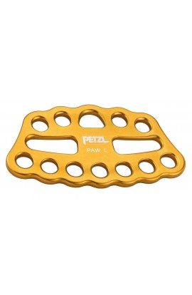 PETZL PAW RIGGING PLATE - L - YELLOW