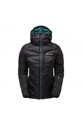 MONTANE ANTI-FREEZE JACKET WOMENS - BLACK