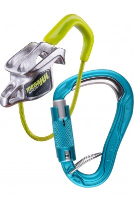 EDELRID MEGA JUL SPORT BELAY KIT BULLETPROOF TRIPLE
