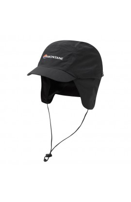 MONTANE MOUNTAIN SQUALL CAP - BLACK