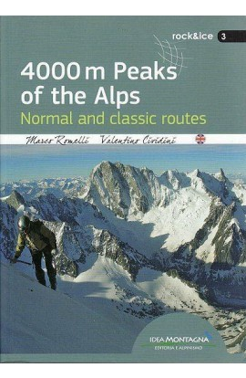 4000M PEAKS OF THE ALPS - NORMAL & CLASSIC ROUTES