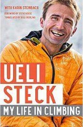 MY LIFE IN CLIMBING - UELI STECK