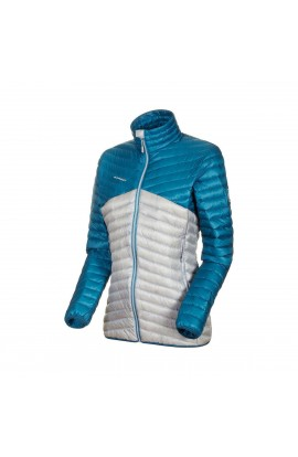 MAMMUT BROAD PEAK LIGHT JACKET WOMENS - HIGHWAY/SAPPHIRE