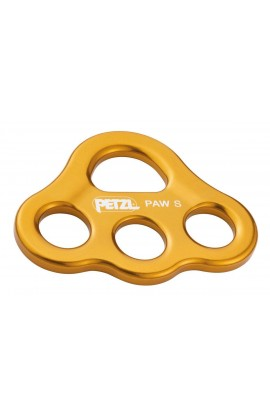 PETZL PAW RIGGING PLATE - S - YELLOW
