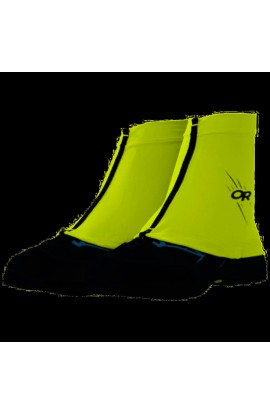 OUTDOOR RESEARCH SURGE RUNNING GAITERS - LEMONGRASS