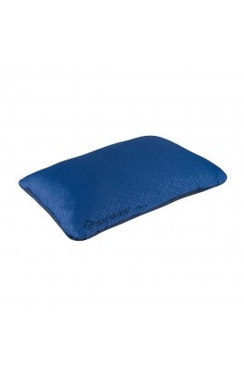 SEA TO SUMMIT FOAM CORE PILLOW - LARGE - NAVY BLUE