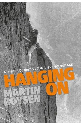 HANGING ON - MARTEN BOYSEN