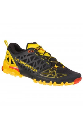 LA SPORTIVA BUSHIDO II MENS - BLACK/YELLOW