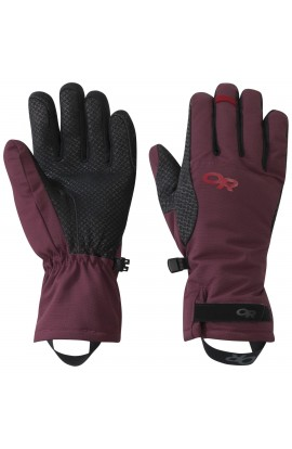 OUTDOOR RESEARCH OURAY ICE WOMENS AEROGEL GLOVE