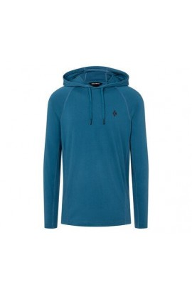 BLACK DIAMOND CRAG HOODY - ASTRAL BLUE