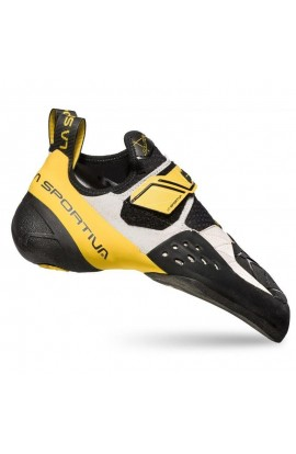 LA SPORTIVA SOLUTION - WHITE/YELLOW