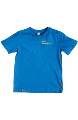 DMM TEE KIDS - BRIGHT BLUE