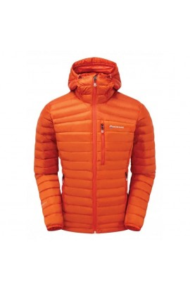 MONTANE FEATHERLITE DOWN JACKET MENS - FIREFLY ORANGE