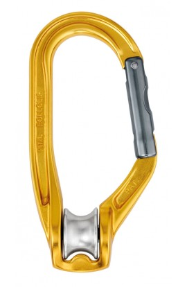 PETZL ROLLCLIP A SNAPGATE PULLEY - NON LOCKING