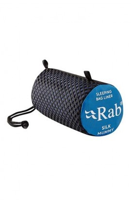RAB SILK BAG LINER - MUMMY