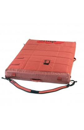 SNAP WRAP TOURNEDOS CRASH PAD - RED