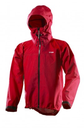 CRUX FLAK JACKET MENS - RED