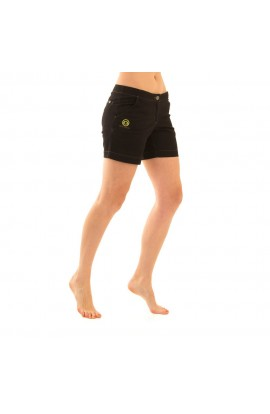 3RD ROCK CHINI SHORT - BLACK
