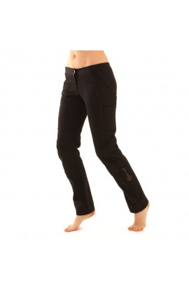3RD ROCK EDEN PANT (SHORT LEG) - BLACK