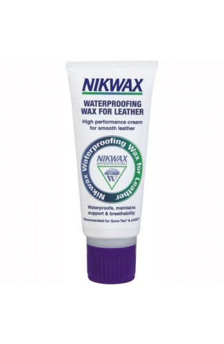 NIKWAX WATERPROOFING WAX FOR LEATHER - CREAM - 100ML