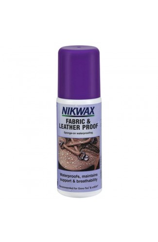 NIKWAX FABRIC & LEATHER PROOF SPONGE - 125ML